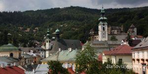 Visita a la ciudad minera de Banska Stiavnica. Que ver en Banska Stiavnica y como llegar desde Bratislava