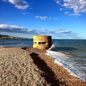 Visita a les Cases de Alcanar. La pequeña localidad catalana famosa por sus arroces