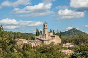 Visita a Mieres, una pequeña aldea en la Garrotxa