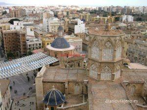 Fotos desde las Torres de Quart de Valencia