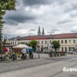 Visita a Augustow. Que ver en Augustow. Como llegar a Augustow desde Varsovia