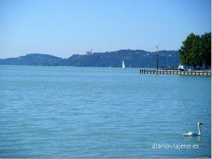 Balatonfüred, una de las capitales del lago Balatón. Como llegar a Balatonfüred desde Budapest