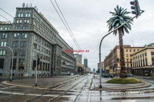 Día 2. Free tour por la Varsovia comunista