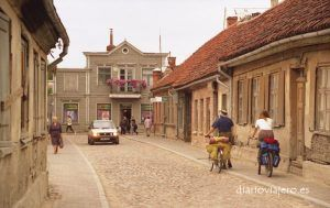 Kuldiga. Como llegar a Kuldiga desde Riga