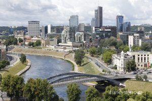 Consejos de seguridad en Vilnius. Barrios a evitar en Vilnius