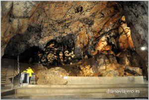 Las cuevas de Aggtelek de Hungría. Como llegar a las cuevas de Aggtelek desde Budapest