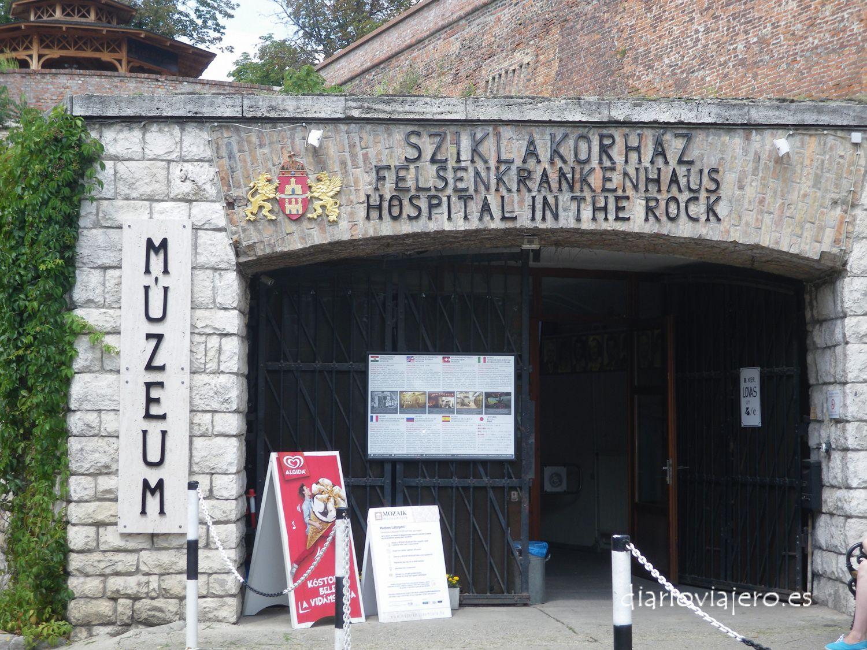 Visita al hospital en la roca hospital in the rocks - Hospital de la paz como llegar ...