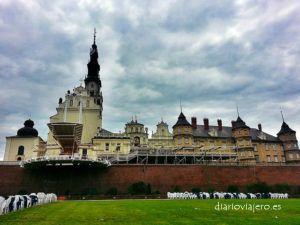 El Monasterio de Jasna Gora en Czestochowa. Como ir a Czestochowa desde Cracovia y Varsovia