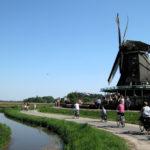 Los molinos de Zaanse Schans. Como llegar a Zaanse Schans desde Amsterdam