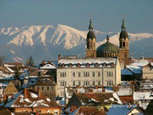 Que ver en Sibiu. Como llegar a Sibiu desde Bucarest y Brasov