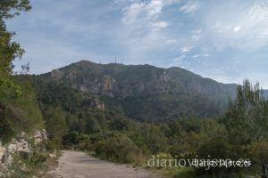 Ascensión al Mondúber desde La Drova