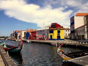 Que ver en Aveiro. Como llegar a Aveiro desde Oporto y Lisboa