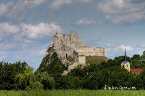 Que ver en el Castillo de Beckov. Como llegar al Castillo de Beckov desde Bratislava y Trencin