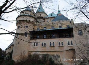 Que ver en el castillo de Bojnice. Como ir al castillo de Bojnice desde Bratislava