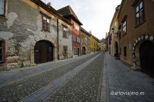 Que ver en Sopron. Como llegar a Soprón desde Viena