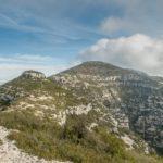 Senderismo en el Montsia - La ruta Transmontsianica