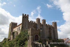 Que ver en Óbidos (Portugal). Como llegar a Óbidos desde Lisboa y Oporto