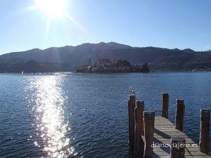 Que ver en el lago de Orta. Como llegar al lago de Orta desde Milán