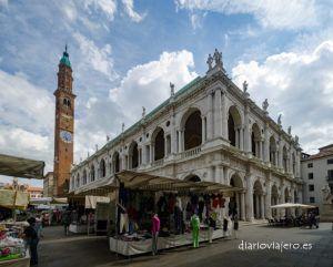 Que ver en Vicenza. Como llegar a Vicenza desde Milán