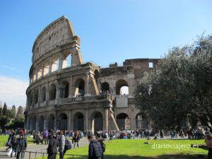Consejos para visitar Roma. Donde alojarte en Roma y como llegar desde el aeropuerto