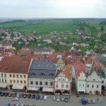 Tábor, la mayor comunidad husita checa. Como llegar a Tabor desde Praga