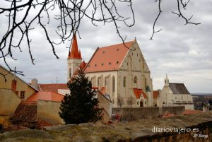 Znojmo, otra perla checa a descubrir. Como llegar a Znojmo desde Praga y Brno