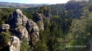 Cesky Raj, el paraiso checo. Como llegar a Cesky Raj  desde Praga