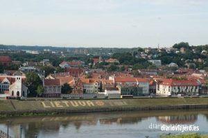 Visita a Kaunas. La segunda capital de Lituania. Como ir a Kaunas desde Bialystok