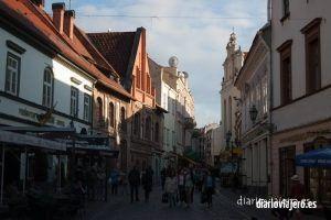 Visita a Vilna, la capital de Letonia. Que ver en Vilnius