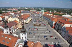 Hradec Kralove. Como llegar desde Praga