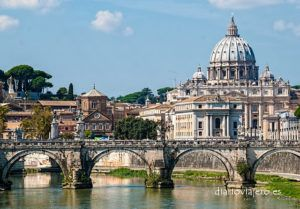 Consejos para viajar a Roma en una semana