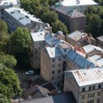 Zonas a evitar en Riga