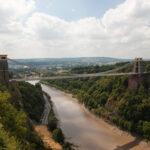 Puente colgante Clifton en Bristol en imágenes