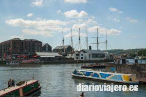Zonas a evitar en Bristol