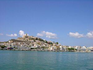 Conociendo Ibiza desde el barco