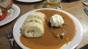 Que comer en la República Checa