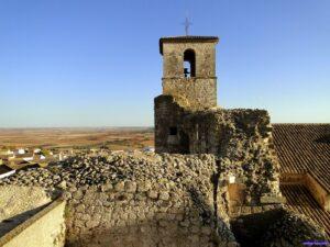 Castillo de Garcimuñoz, un pueblo de cuento