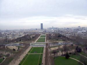 Que zonas a evitar en París