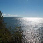 Los acantilado de Panga de la isla de Saarema en imágenes