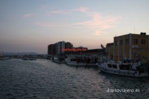8 Fotos del atardecer en Vinaroz