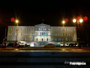 Que zonas evitar en Atenas