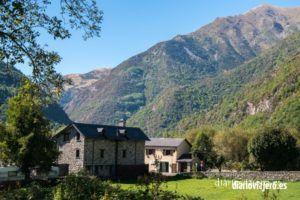 Barruera, la puerta a la Vall de Boi y a las iglesias románicas de los Pirineos
