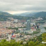 Bilbao desde el mirador Artxanda en imágenes