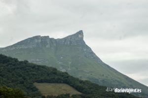 El bosque Santiago y el salto del Nervión en imágenes