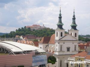 Visita a Brno. Que ver en Brno. Como llegar a Brno desde Praga