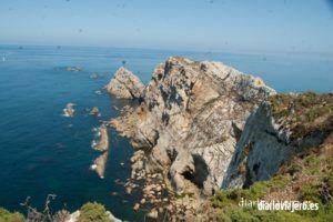 Visita al Cabo Peñas. El cabo más al norte de la Península Ibérica