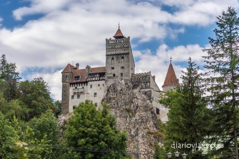 El castillo Bran de Rumanía en imágenes