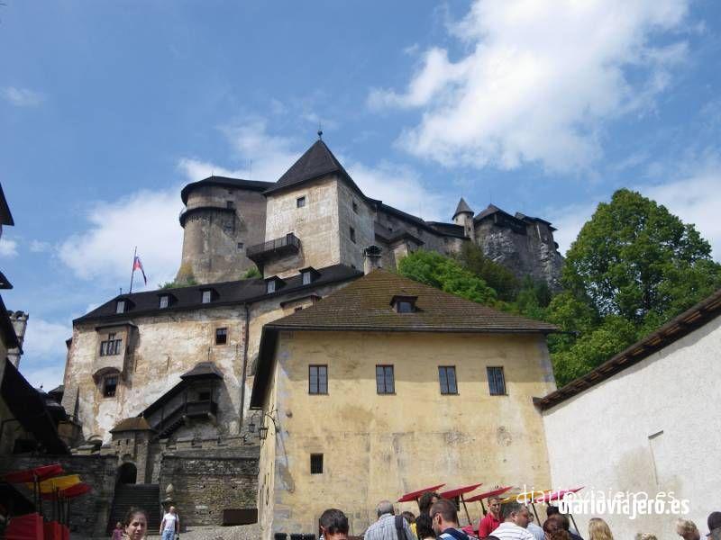 El castillo de Orava en imágenes