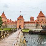 El castillo de Trakai en imágenes