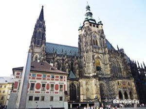 Pragueando por Praga,  barrio judío y castillo. Que ver en Praga